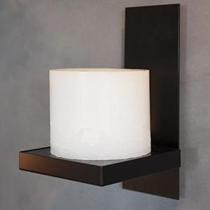 wandlamp1 candle fusion